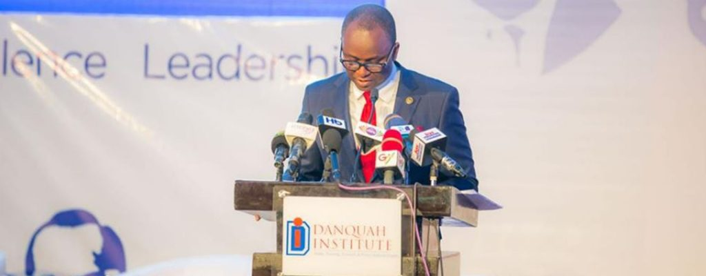 Speech by The Executive Director of Danquah Institute, Edward Kwaku Asomani at the DI Economic Forum on 10 May 2019