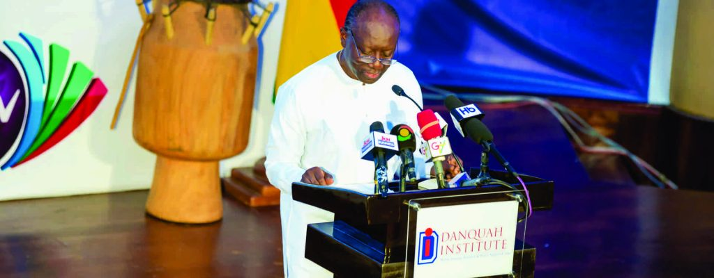 Ken Ofori-Atta acknowledges citizen responsibility as critical to Ghana's next stage of development